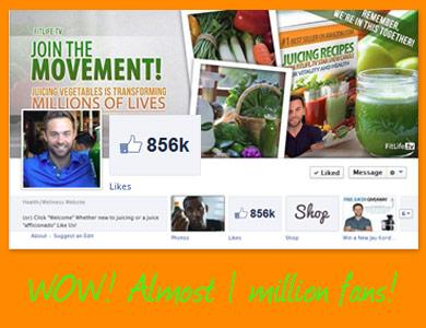 Fitlive.tv Facebook page